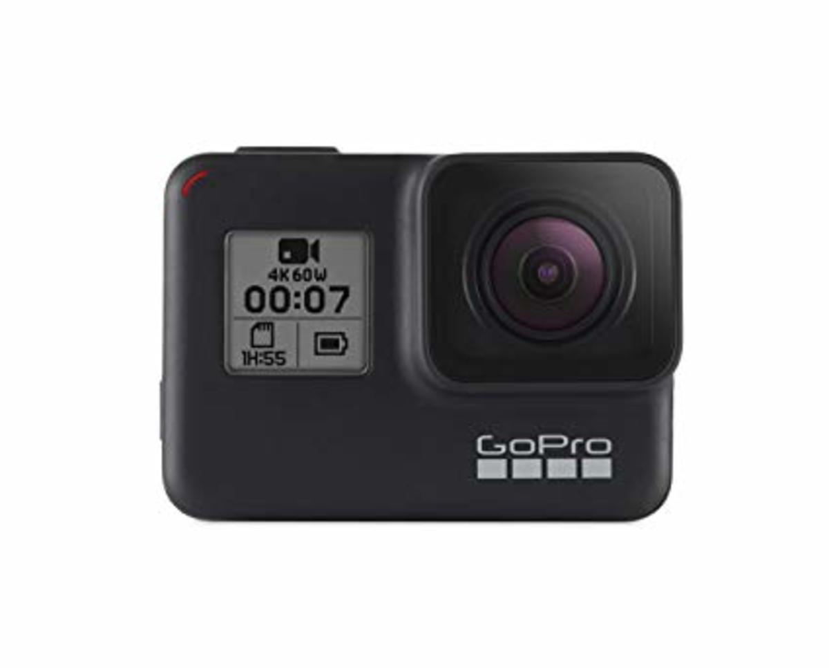 The new GoPro Hero 7 Black