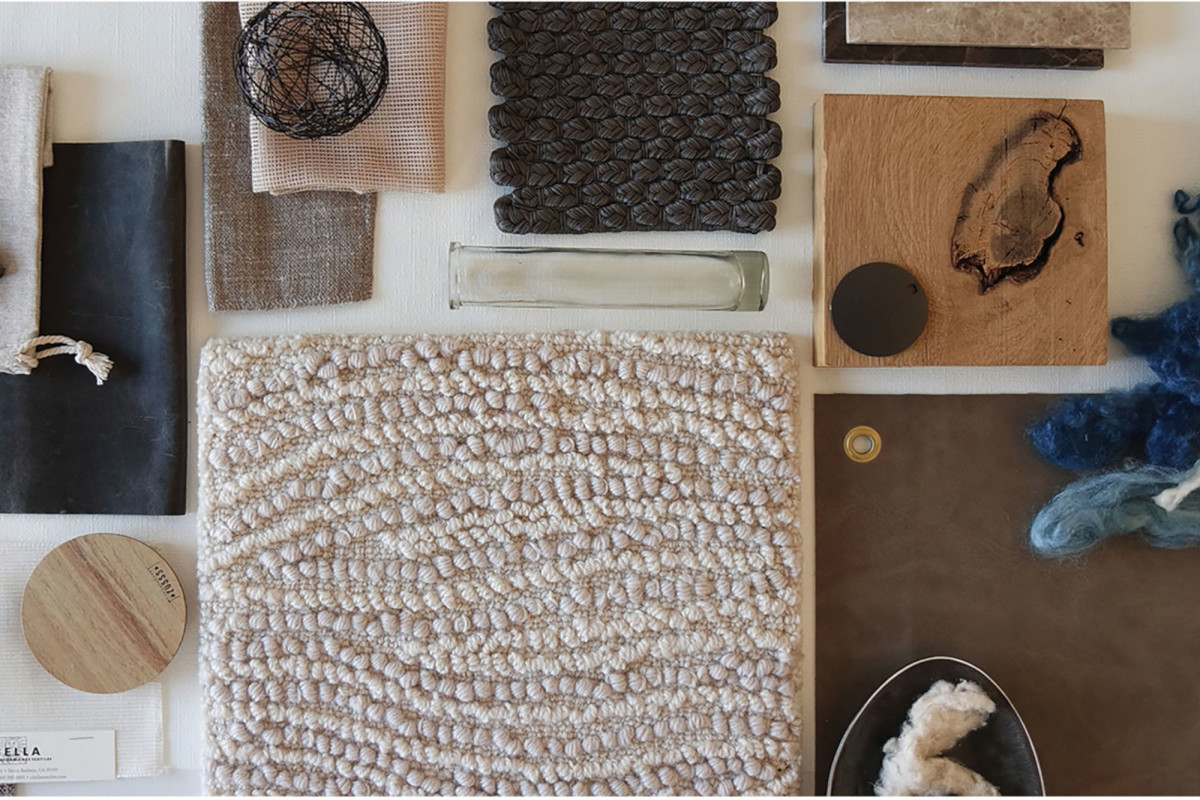 Examples of some of the exotic materials that are used in Vripack interior designs.
