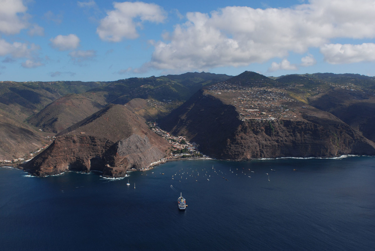 St-Helena-Island
