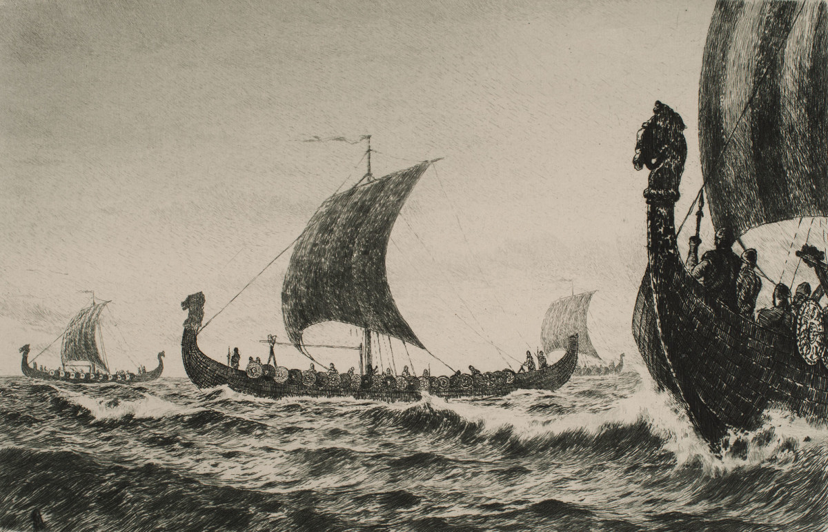 With its ornately carved stem and stern posts giving the illusion of a sea creature about to attack, the drakkar dominates our modern Viking imagery. Yet this type of longship was just one of many purpose-built hulls produced during the Viking Age.