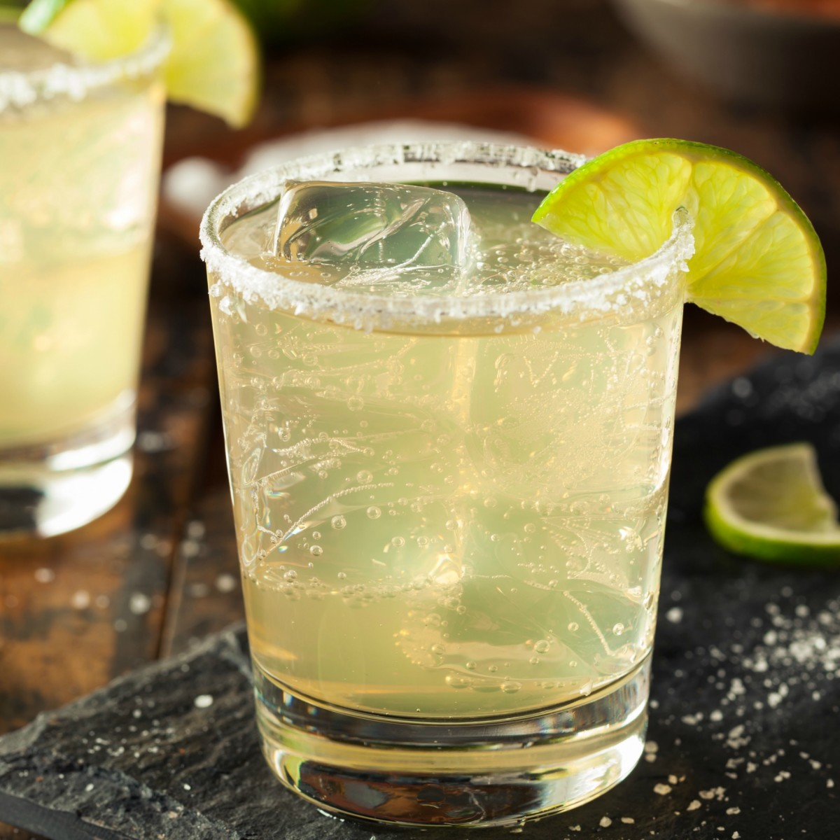 When you're working with high-quality tequila and fresh limes, you really don't need much else to make a legit margarita.