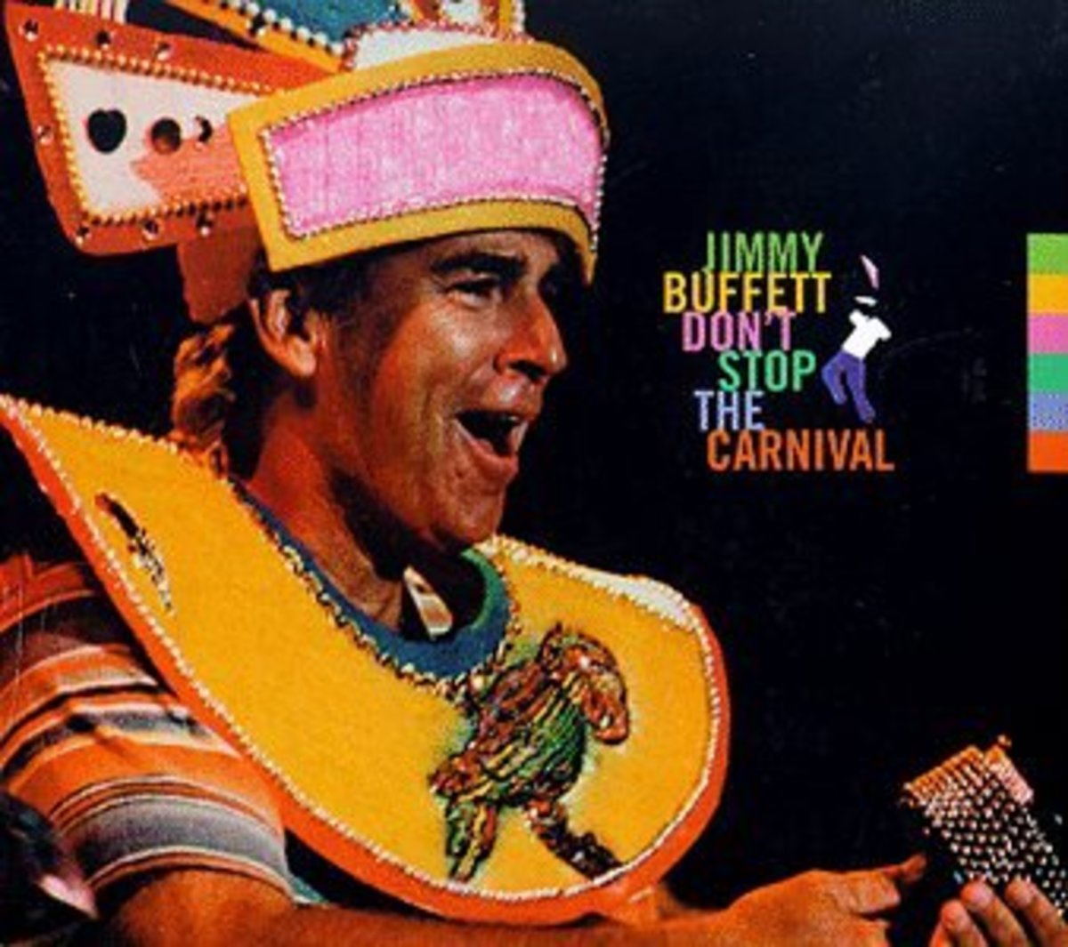Herman Wouk wrote the book. Jimmy Buffet produced the musical with Wouk's help.