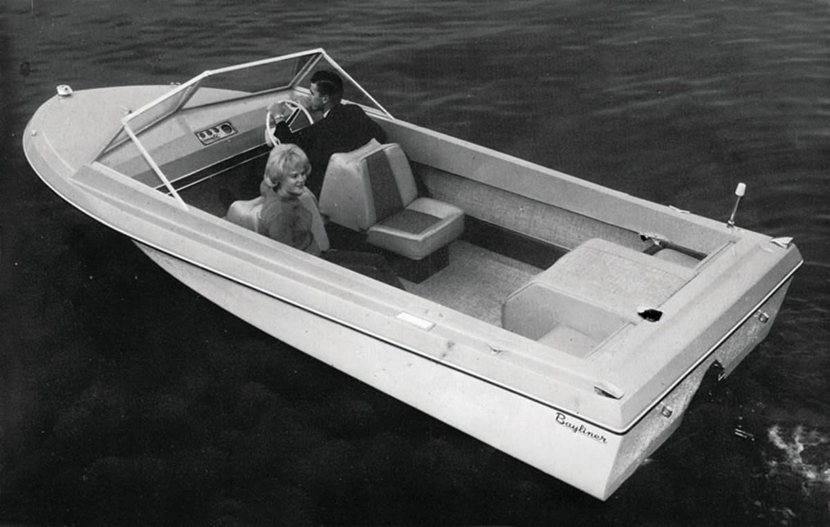 The Bayliner Coronet was one of its most popular models.
