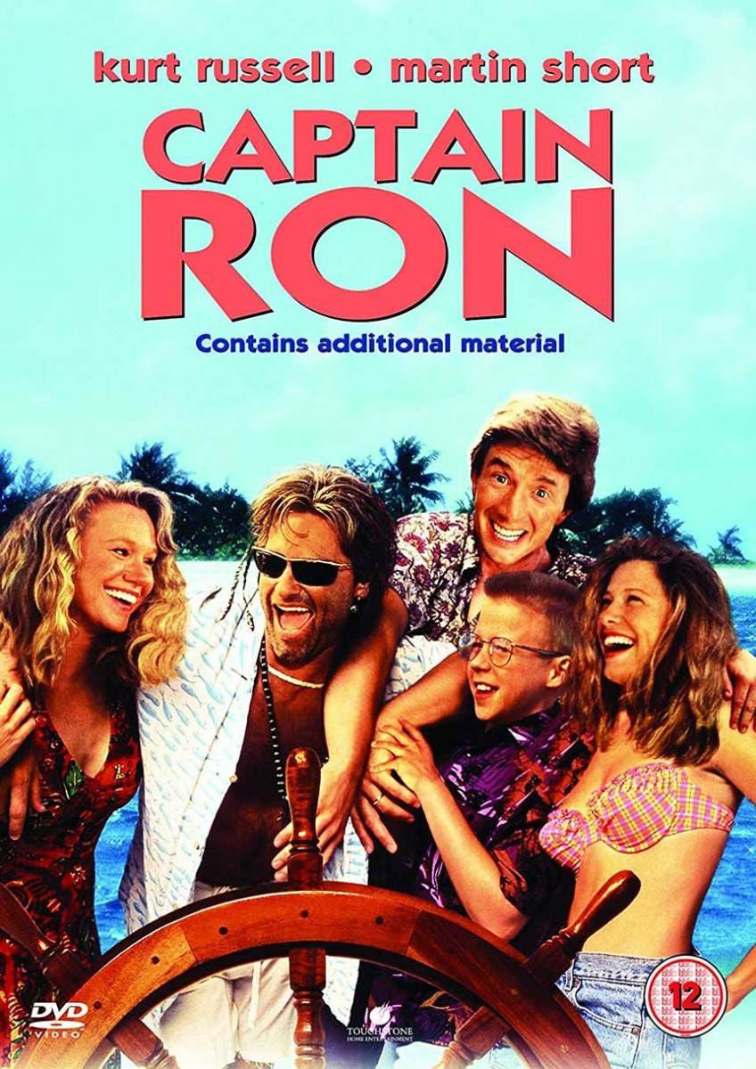 Released by Touchstone Pictures in 1992, Captain Ron, starring Kurt Russell, delivers truer ties to reality than you might think.