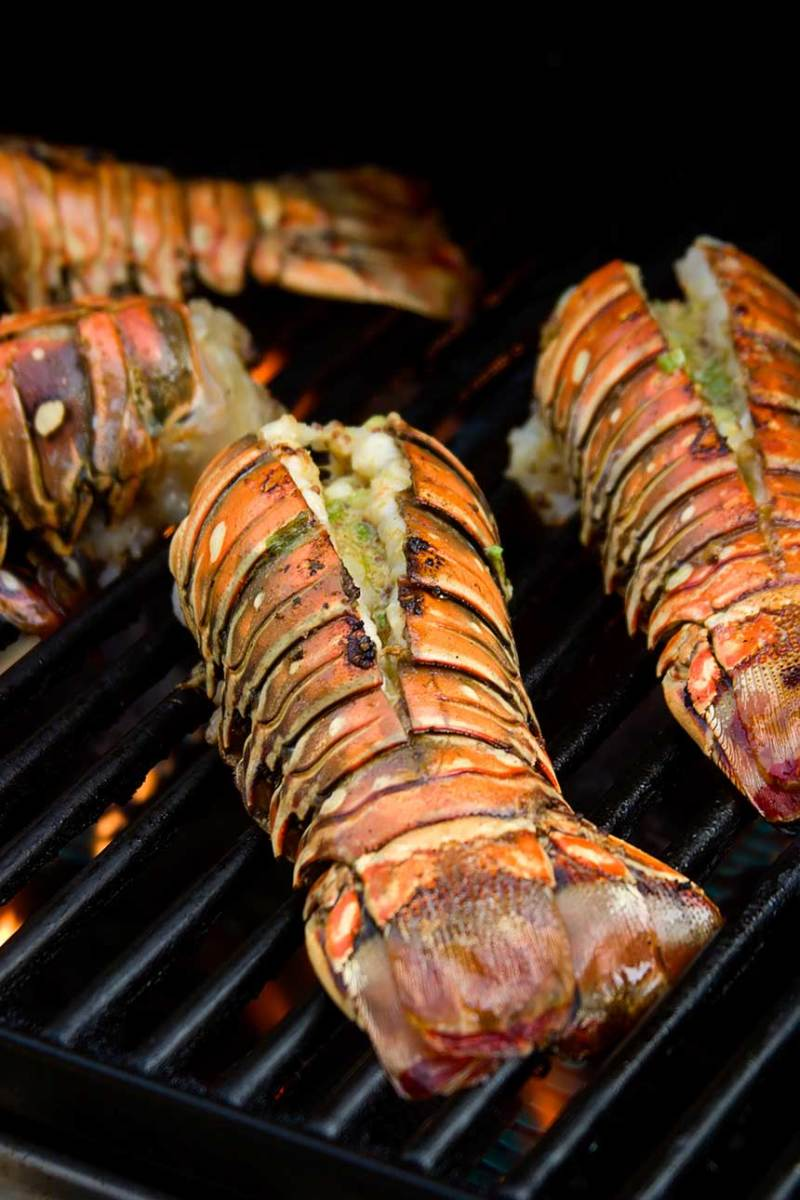 Anegada's signature dish is Caribbean lobster, around a $55 meal