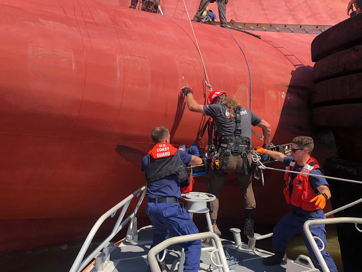 crewman rescued 2
