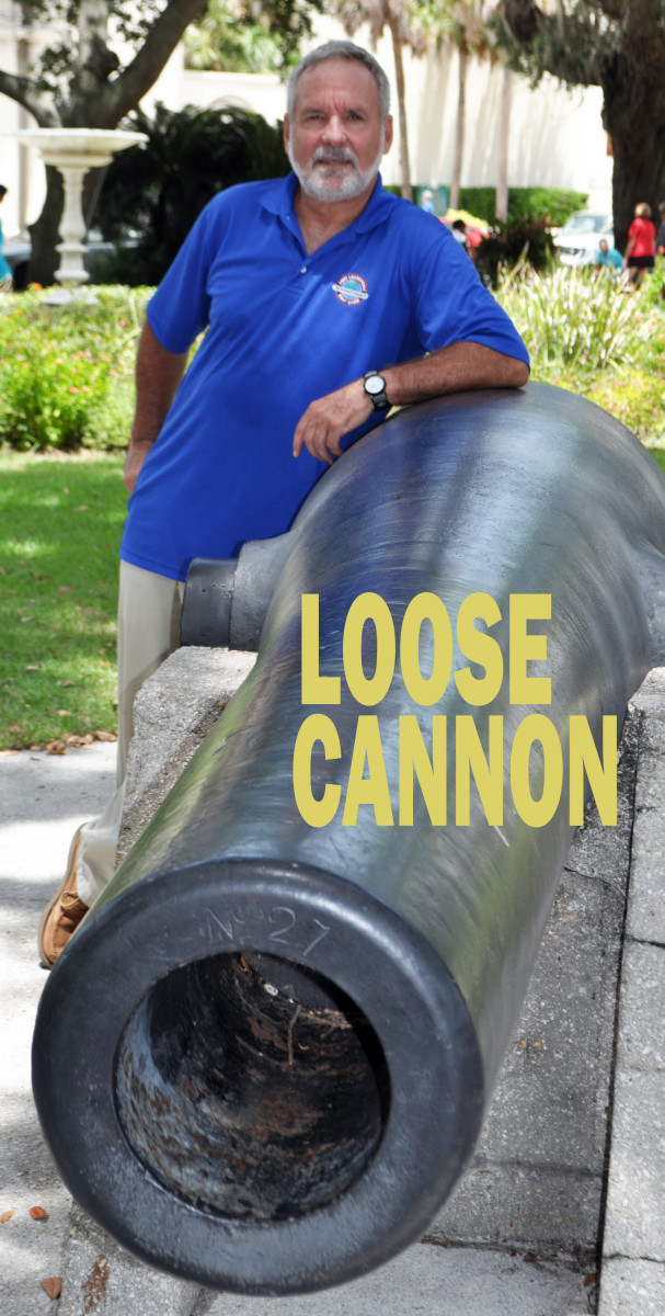 Loose Cannon is an occassional column by Peter Swanson