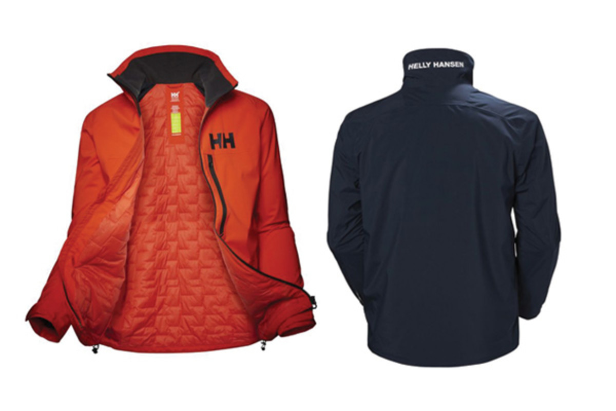 Helly Hasen HP Racing Mid-Layer Jacket