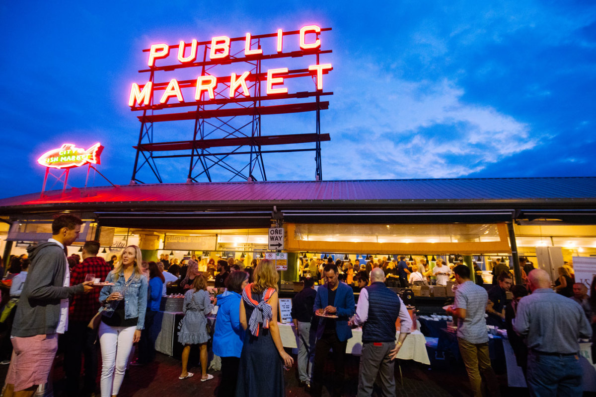 Pike Place Market is one reason Seattle ranks among the top tourism destinations in the world.