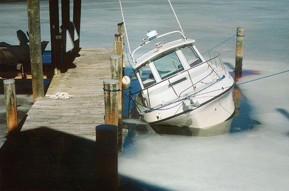 sinking boat 2