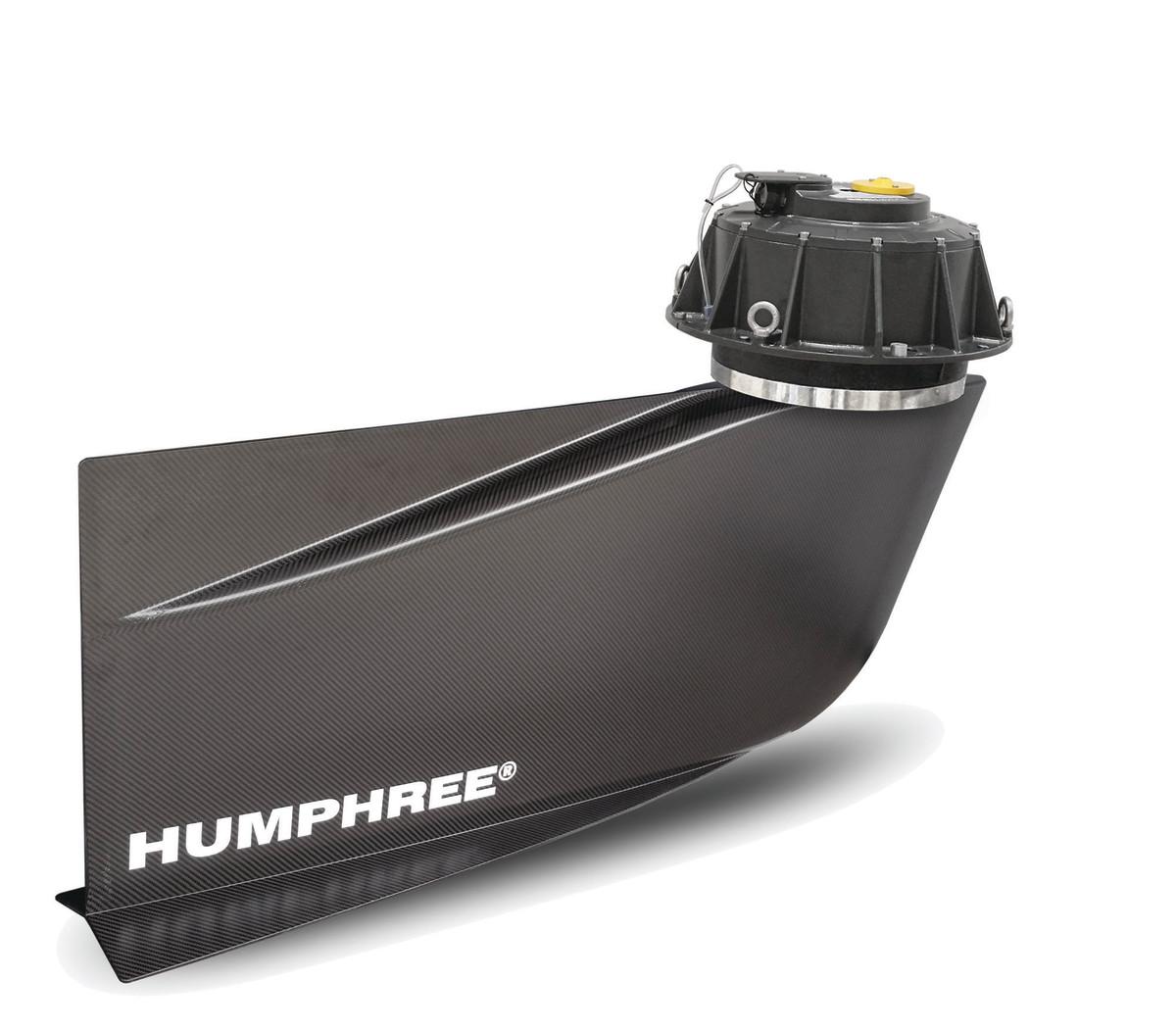 The unique fin stabilizer.