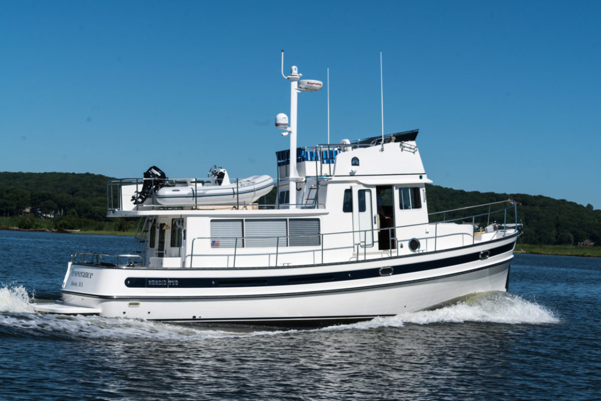 The Nordic Tug 44