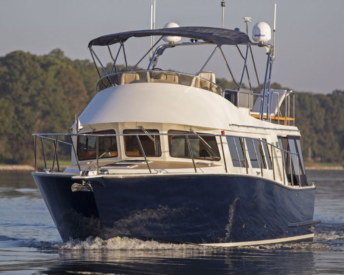 The Coastal Craft 45