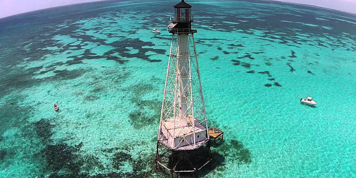 With water as clear as gin, dawdling can become a habit in and around Hawk Channel, the outside route through the Florida Keys.