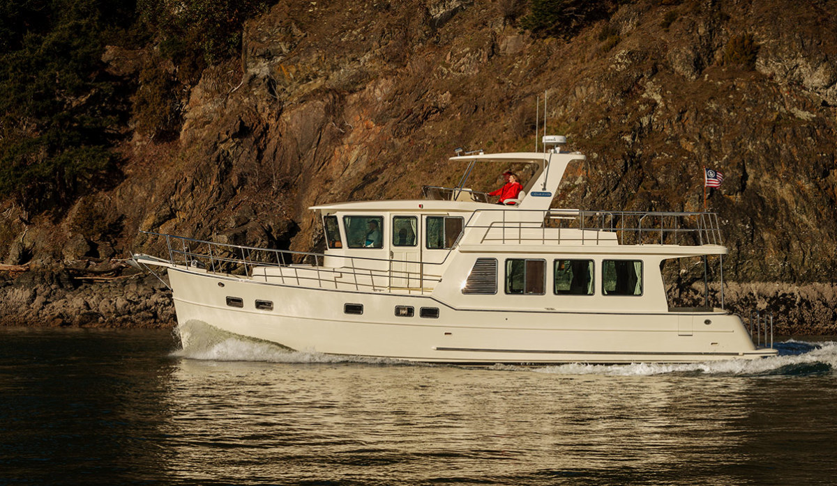 North Pacific Pilothouse 49.