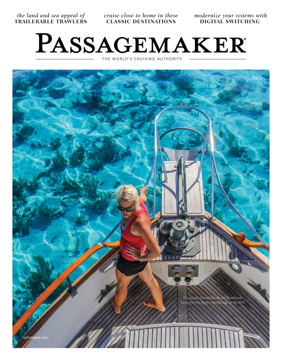 Passagemaker Magazine, September 2020