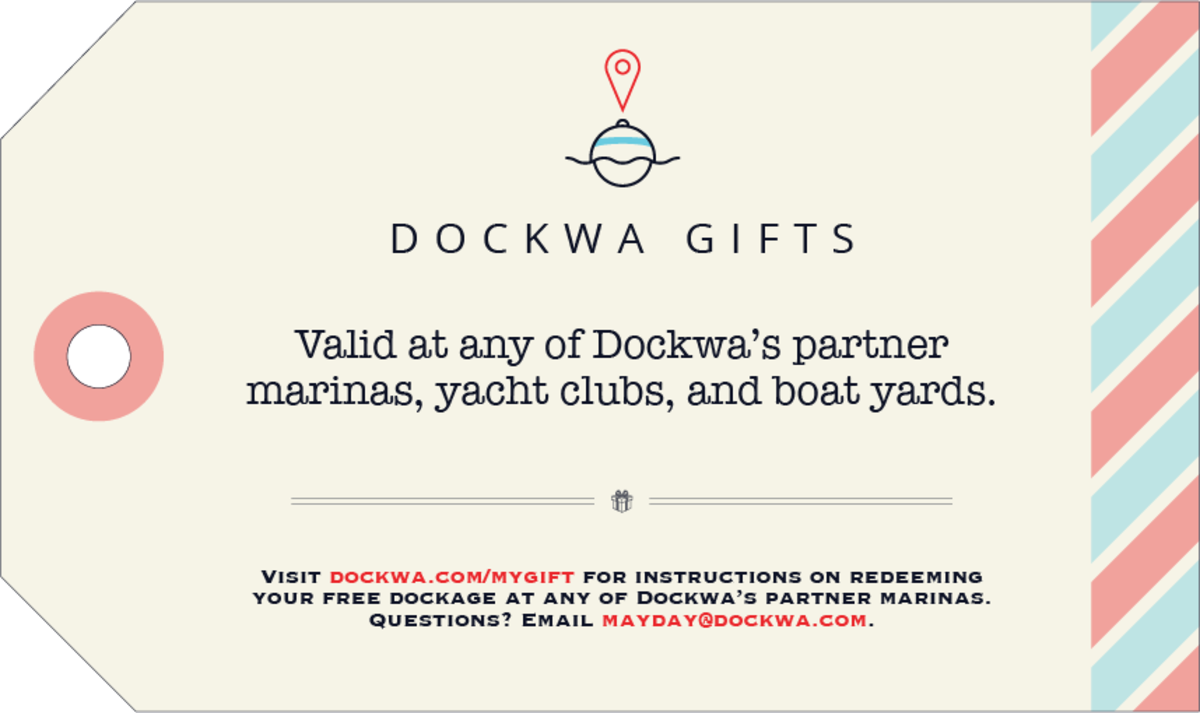Dockwa Gift Card