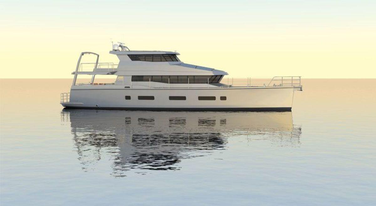 Circa Marine 24m Expedition Motor Yacht