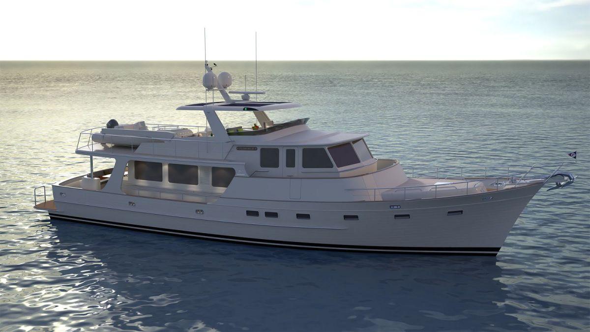 Fleming Yachts 85