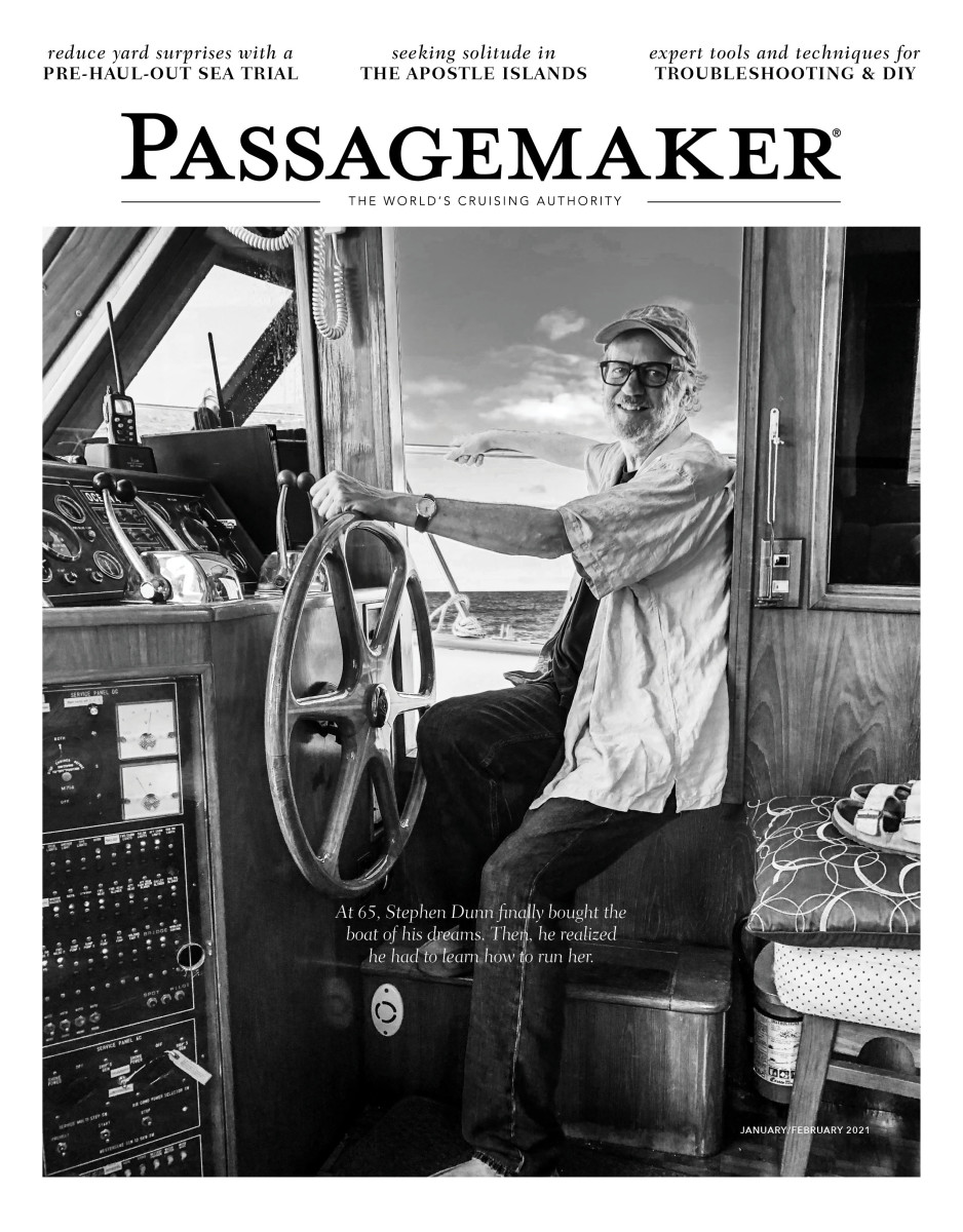 Passagemaker's January/February 2021 issue