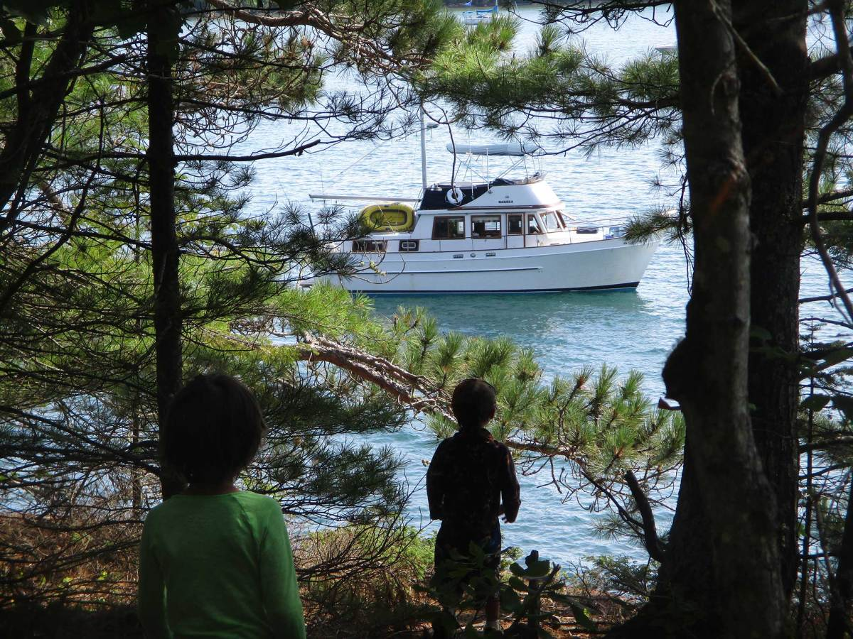 The Apostle Islands National Lakeshore would be ideal for a socially distanced getaway.