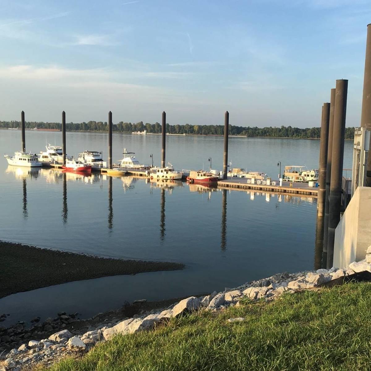 Paducah, Kentucky transient dock