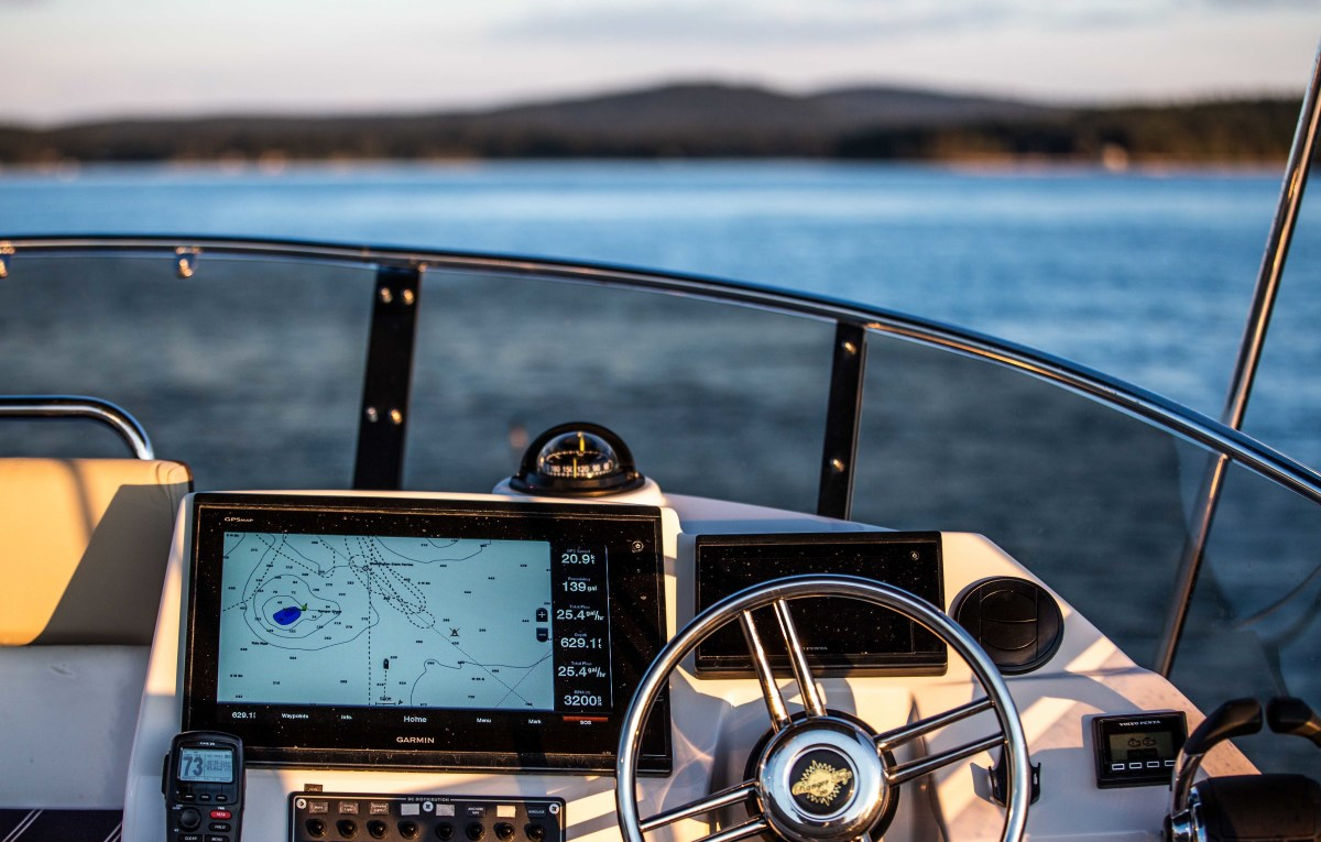 A good chartplotter and GPS can be invaluable because some parts of this adventure look alike.