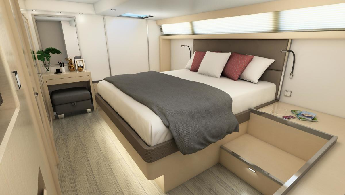 master stateroom silent 60