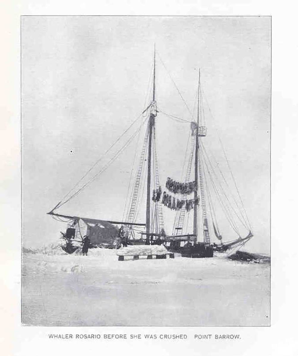 The unforgiving Arctic was notorious unpleasant destination for many early whaling ships. The elements can still be brutal for voyagers, despite modern materials and technology.