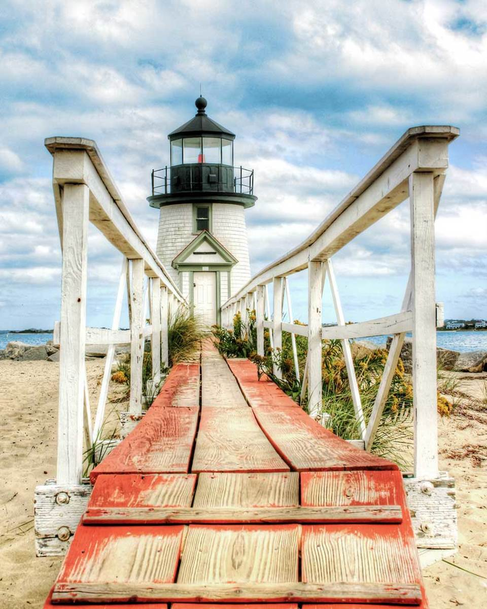 Originally constructed in 1746, Nantucket's Brant Point Lighthouse ranks among the region's most iconic maritime treasures.