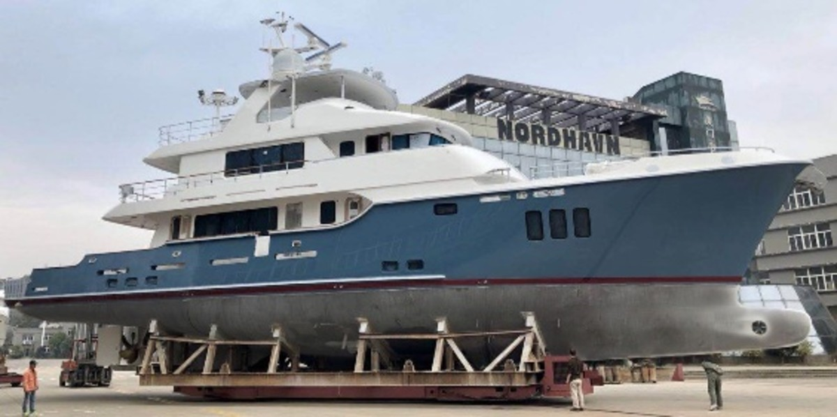 Nordhavn takes the pragmatic approach of doing all it can to ensure its vessels suit any regulations out there on the water.