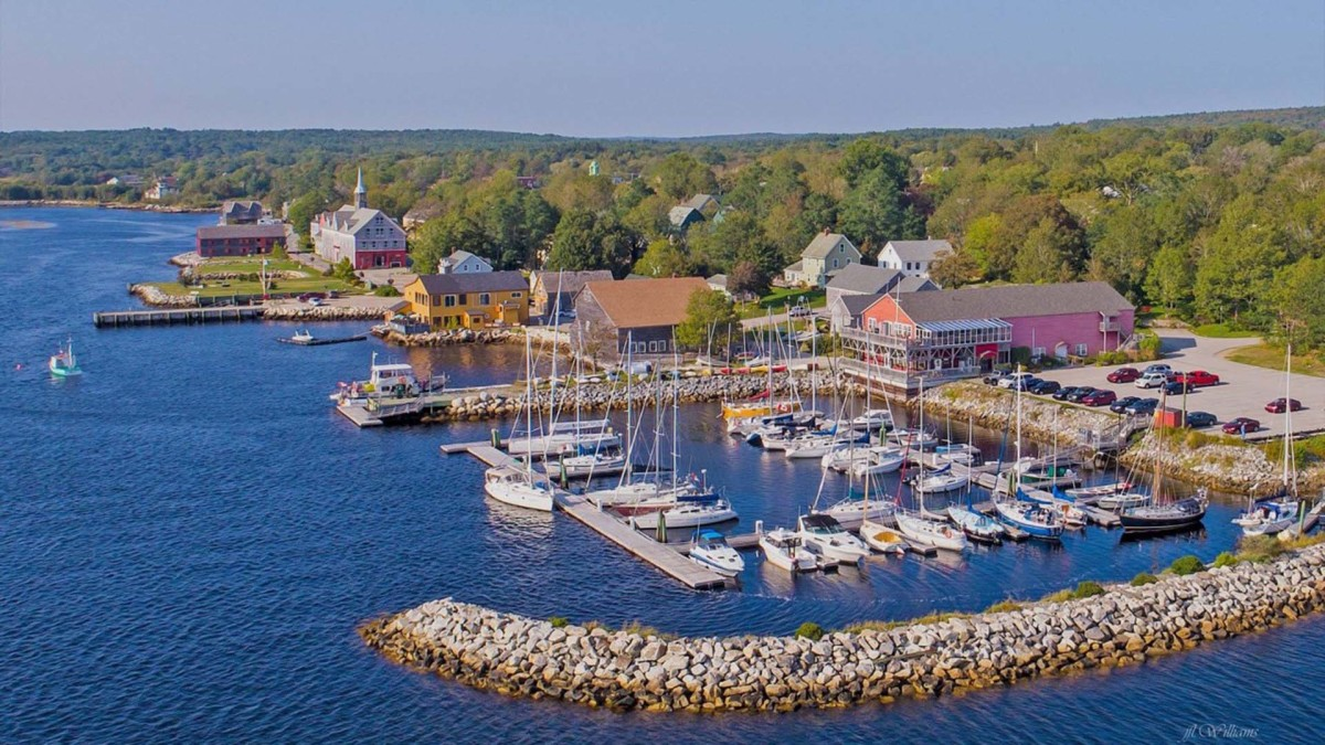 Shelburne Yacht Club, Nova Scotia
