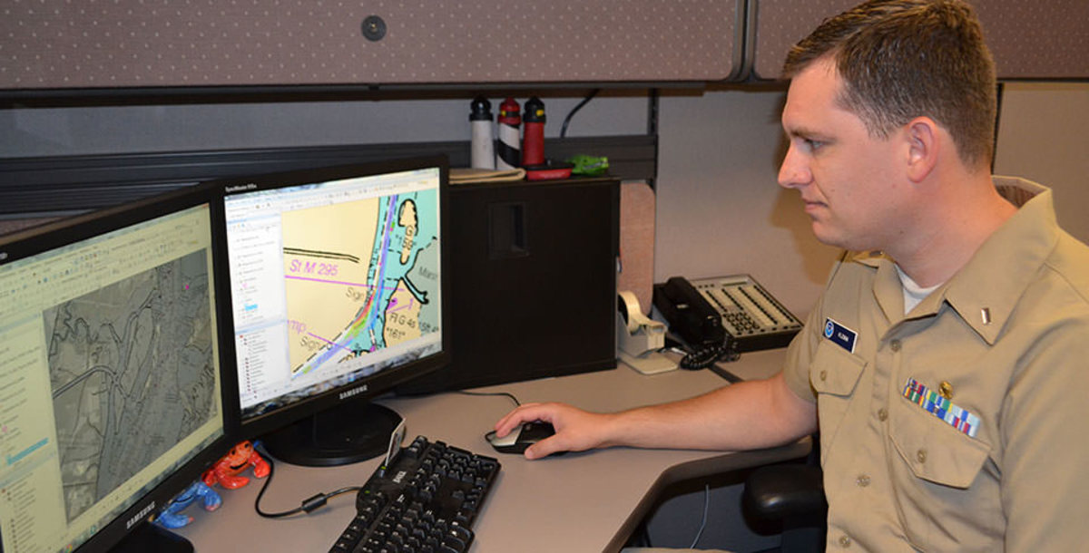 NOAA's Office of Coast Survey produces nautical charts for U.S. coastal waters, including the Great Lakes and U.S. territories.
