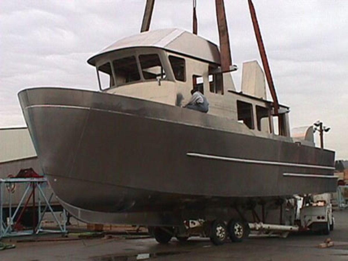 Aluminium-boats