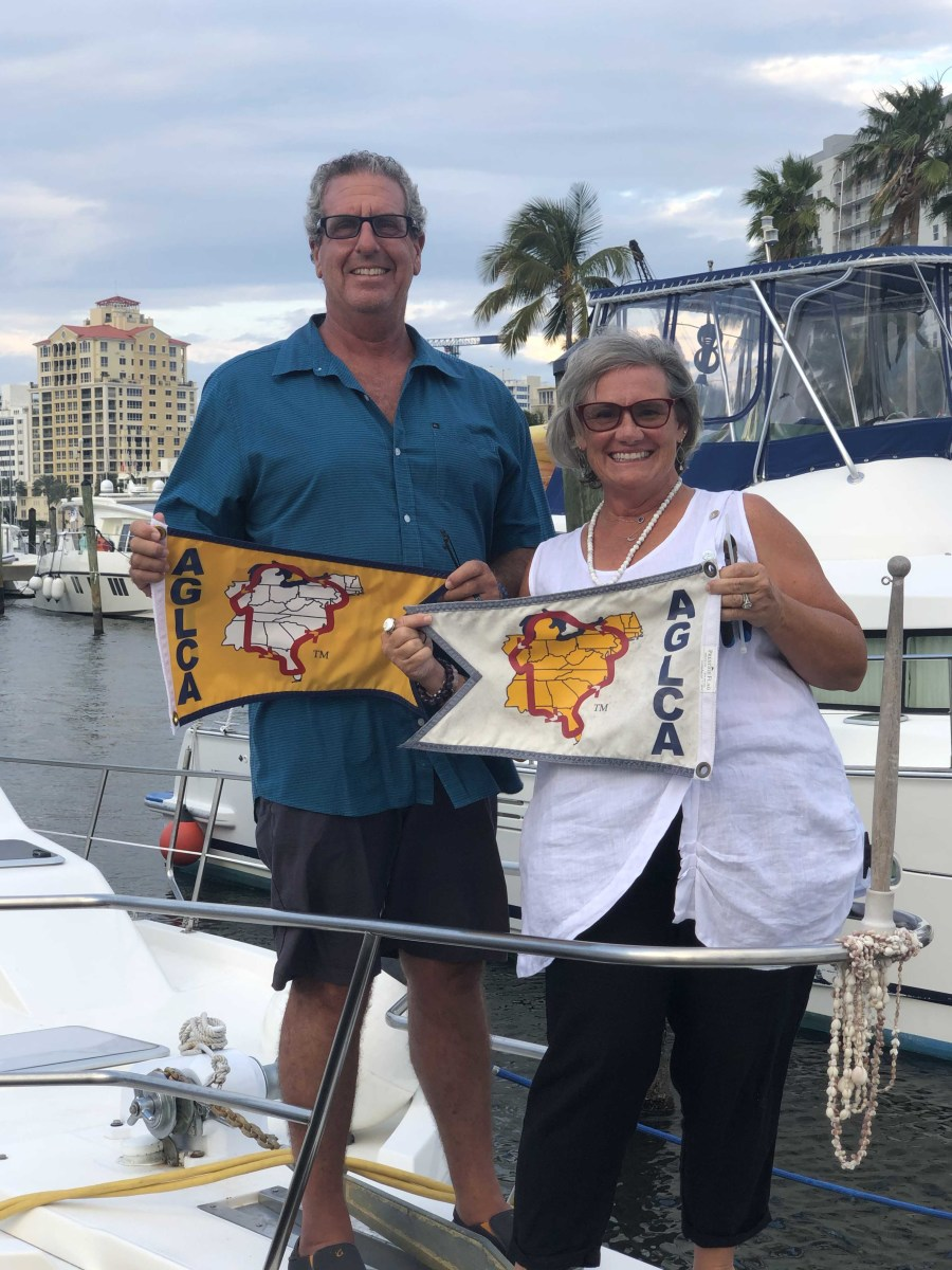 Andy & Cindy Scheer, M/V AQUAMAN