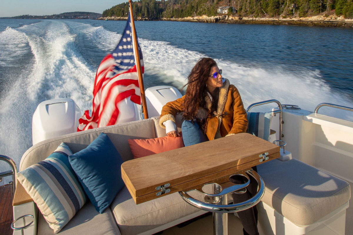 There's pleasure in any boating adventure, but for some, it's better—and safer—to be able to get to your destination a little quicker.
