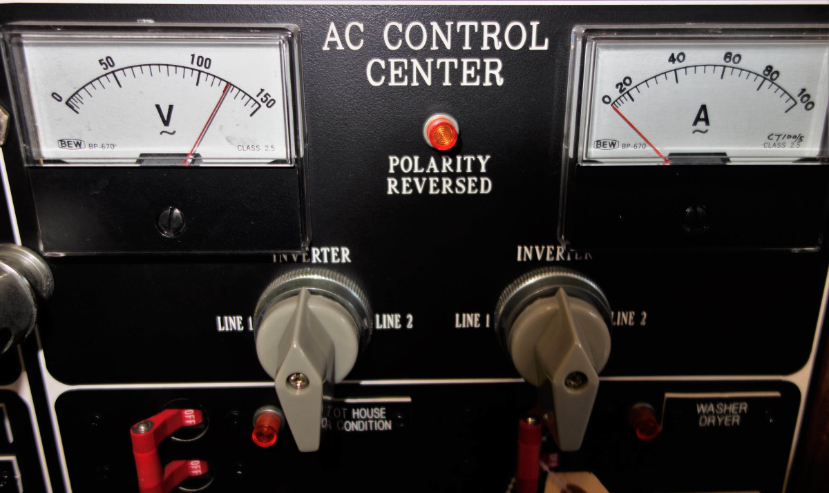Understanding the ways in which AC power can be supplied to your boat and how your boat distributes that power will pay dividends when a problem arises.