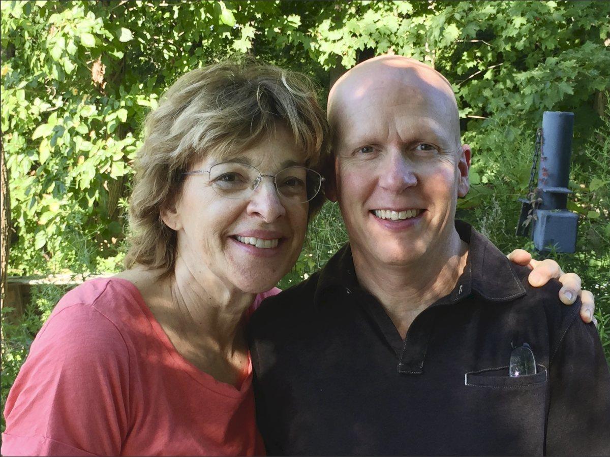 Bill and Joan Nieman